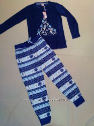 Классная флисовая пижамка Yamamay р. S-M