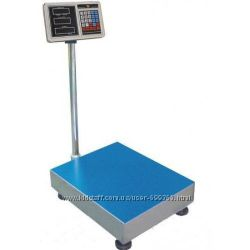 Весы товарные электронные 300кг OPERA PLUS
