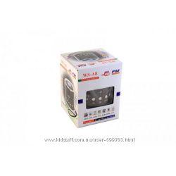 Мини портативная MP3 колонка от USB FM WS-A8
