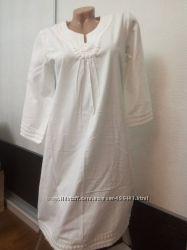 Летнее платье-рубаха Boden