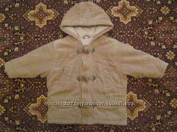 Куртка теплая р. 86 - 92