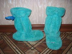 Теплые тапки - носки р. 30, стелька 19,5 см.