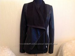 Кожаная натуральная куртка mbyM S