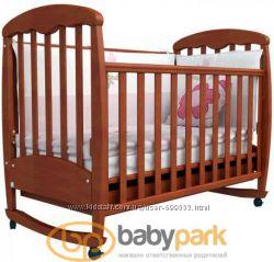 Детская кроватка маятник верес соня с ящиком