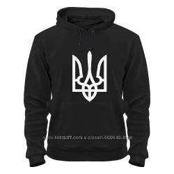 Толстовка Тризубец, герб Украины