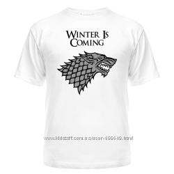 Футболка Зима близко, Игра престолов