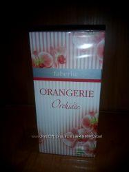 Туалетная вода Orangerie Orchidee. Faberlic