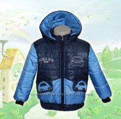 Распродажа. Демисезонная курточка на мальчика 1-6 лет. Недорого