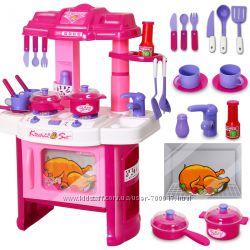 Детская кухня со звуком и светом. Разборная. Супер цена