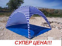 Качественный пляжный тент палатка Coleman 1038 Польша. Супер цена.