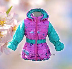 Демисезонная курточка на девочку 1-8 лет. Весна-осень. Дешево