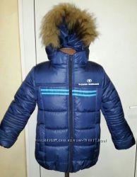 Зимняя куртка на мальчика. Р. 32-38. ОПТ, дропшиппинг, розница.