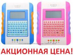 Обучающие планшеты. 35 функций, 2 языка. Цветной экран. Акция