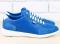 Кроссовки Lacoste синие, натуральные