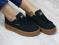 Кроссовки черные puma