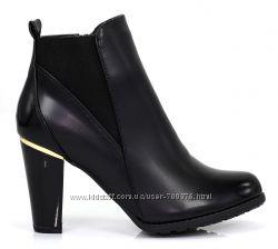 Ботинки черные оригинальные