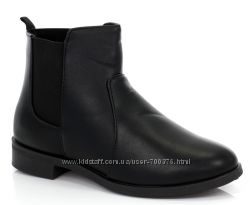 Ботинки классические, утепленные, 3 цвета
