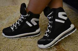 Ботинки - кроссовки зимние