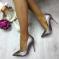 Туфли на шпильке, очень красивые