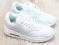 Кроссовки Air Max белые
