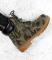 Ботинки зимние в стиле тимберленд, милитари