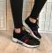 Кроссовки черные практичные