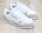 Кроссовки натуральные, серый  белый