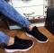 Кроссовки легкие и удобные черные