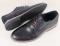 Туфли, из натуральной кожи, черные