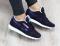 Кроссовки замшевые Reebok, цвет пурпурный