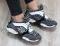 Кроссовки в стиле Chanel