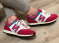 Кроссовки стильные, разноцветные, в стиле NB