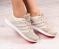 Кроссовки adidas, бежевые