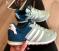 Кроссовки adidas комбинированные, замша