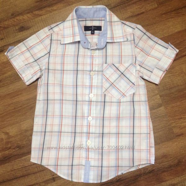 Рубашка Jasper Conran, Debenhams, р, 110-116, хлопок
