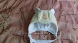 Тепленькая шапочка для младенца
