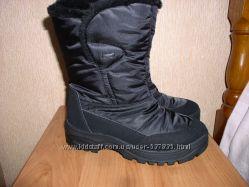 Шикарные легкие зимние сапоги-дутики Deltex 38p