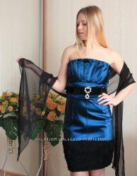 Коктейльные выпускные короткие платья