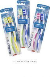 Зубные щётки Dontodent мягкие Германия 2шт набор