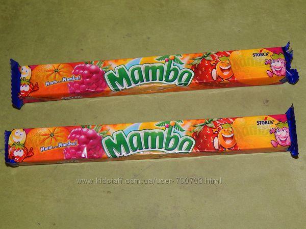 Мамба конфета завод
