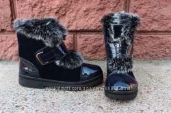 Зимние ботинки женские Глория