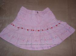 юбка пышная котоновая Gloria Jeans