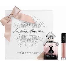 Подарочный набор Guerlain La Petite Robe Noire с блеском для губ