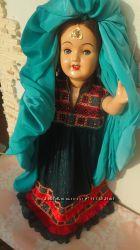 восточное платье для большой куклы