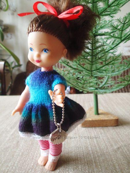 кукла ГДР 70-е гг.