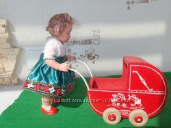 коляска для куклы ГДР