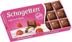Шоколад Schogetten Германия