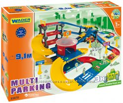 Гаражи, треки, паркинги Wader 53325, 5330, 53340, 53070, 53130 от 1 года