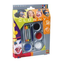 SES Набор для грима  - МАСКАРАД краски, карандаши, кисточка