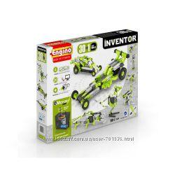 Конструктор Engino серии Inventor motorized 30в1  50в1 с электродвигателем